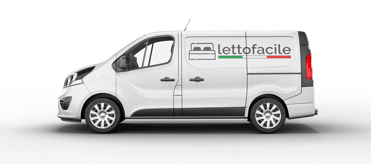 lettofacile.it spedizione mobili in kit in tutta Italia